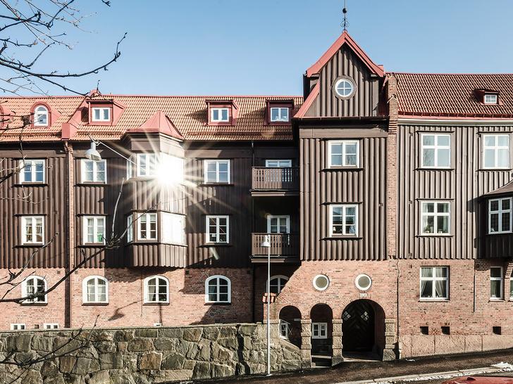 Фото №2 - Маленькая, но уютная мансарда в Швеции