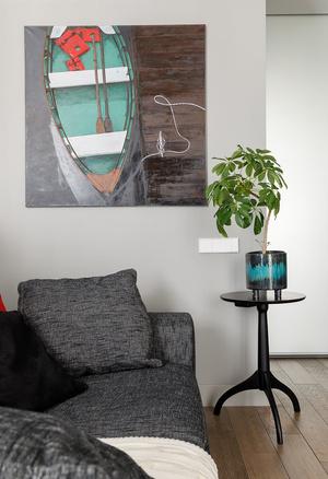 Фото №3 - Квартира в серых тонах в Санкт-Петербурге