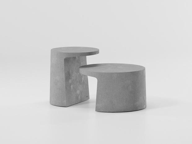 Фото №2 - Столики Giro по дизайну Винсента ван Дуйсена