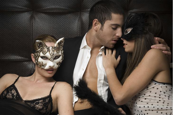 Фото №2 - Как поделиться с девушкой своей сексуальной фантазией?
