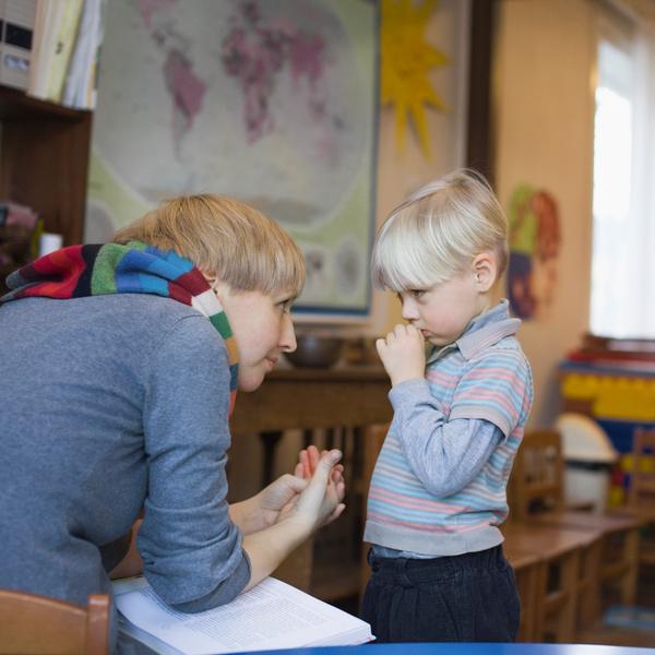 Фото №2 - Как разговаривать с воспитателями?