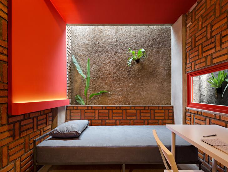 Фото №6 - Яркий пансион на острове Ява по проекту Ismail Solehudin Architecture