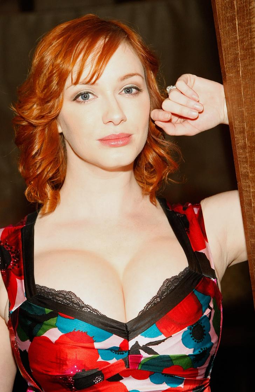 Фото №2 - Самые горячие рыжие актрисы и певицы