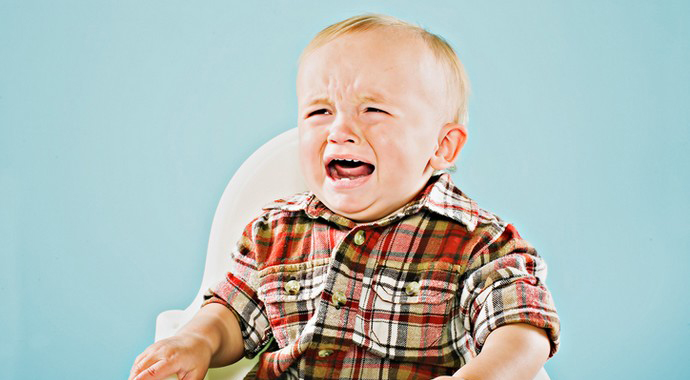 7 типов детских истерик, которые сведут вас с ума