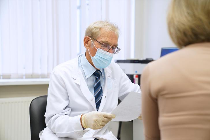 Фото №1 - «Ко мне попадают отчаявшиеся»: профессор Семиглазоврассказал о главных причинах рака груди
