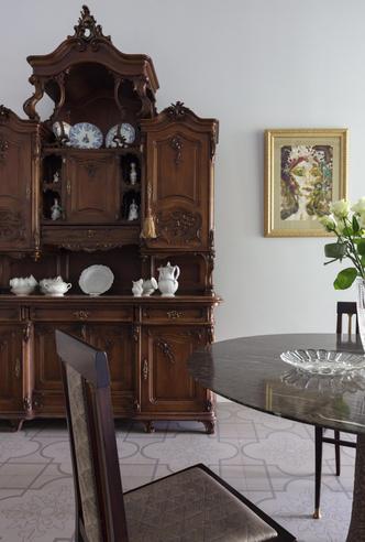 Фото №5 - Классическая квартира 150 м² для профессора в Киеве