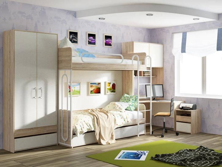 Фото №2 - За недельку до второго: меняем детскую комнату
