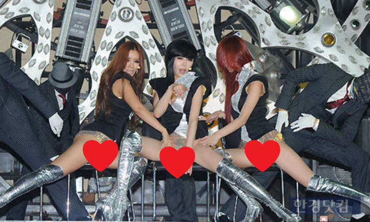 Фото №7 - Самые скандальные женские k-pop группы 🔥