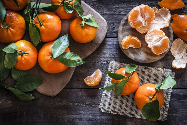 Фото №1 - Ученые рассказали, как мандарины помогают похудеть