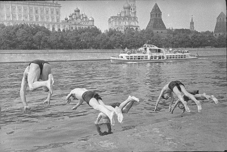 Фото №3 - Как спасались от жары в СССР (ностальгическая галерея)