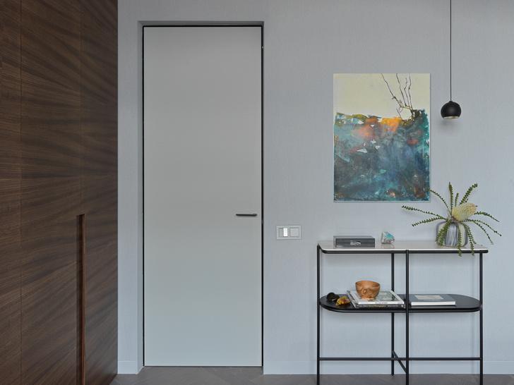 Фото №10 - Монохромная квартира 59 м² для целеустремленной женщины