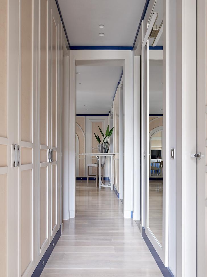 Фото №11 - Квартира 105 м² с необычным дизайном и арочными окнами на ЗилАрт