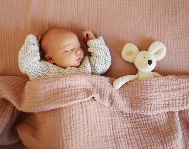 Фото №1 - Развитие ребенка в 2 месяца: навыки и «достижения» двухмесячного малыша