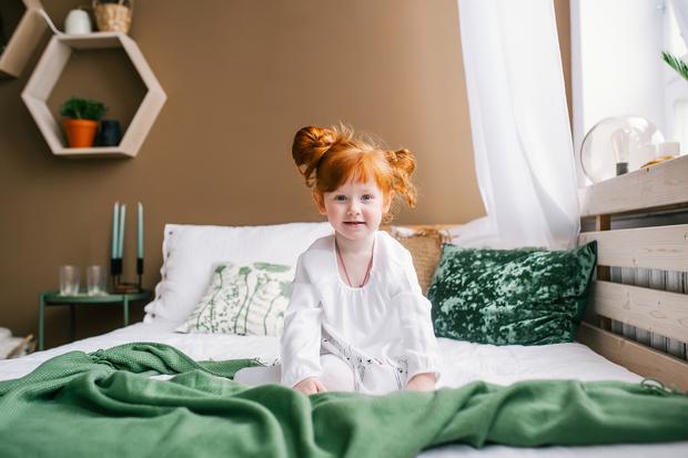 какой цвет волос будет у ребенка