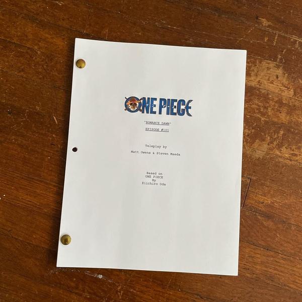 Фото №2 - Вау! Netflix приступили к производству лайв-экшн сериала «One Piece» 😱