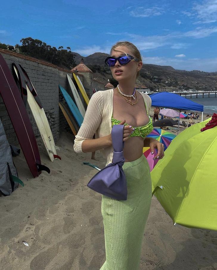 Фото №1 - Сумка-узелок— модный тренд, который еще не успел надоесть
