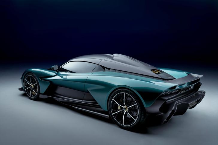 Фото №4 - Aston Martin Valhalla: главный британский долгострой готов. Почти