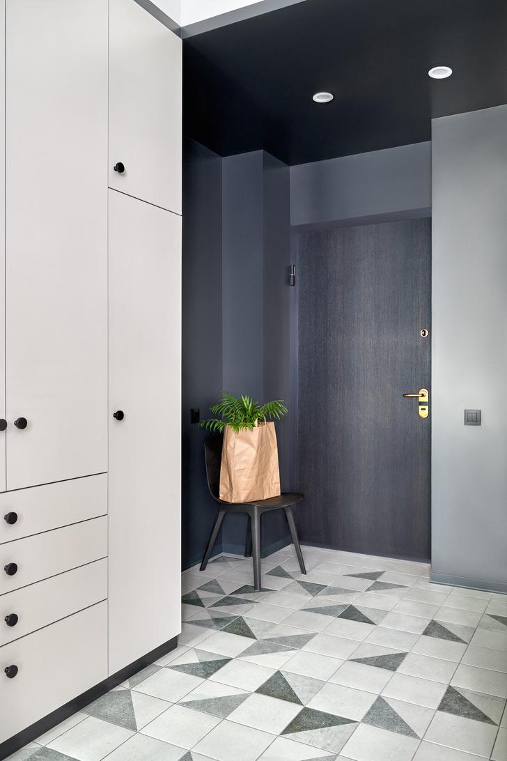 Фото №10 - Стильные апартаменты 31 м² для сдачи в аренду в Москве