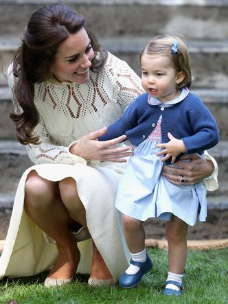 Фото №2 - Общий гардероб: 10 раз, когда Джордж, Шарлотта и Луи носили одежду друг друга