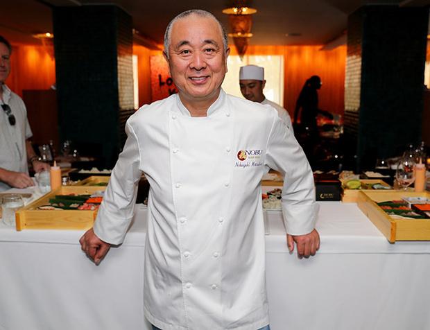 самые знаменитые повара мира: Нобуюки Матсухиса