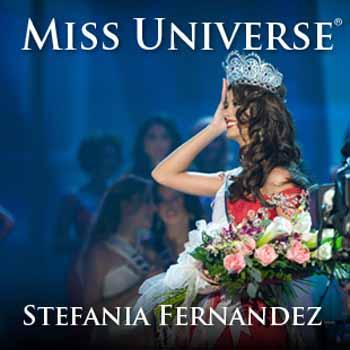 Фото №1 - Мисс Вселенная-2009: Стефания Фернандес