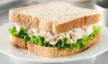 Сэндвич «Привет из Балтики»