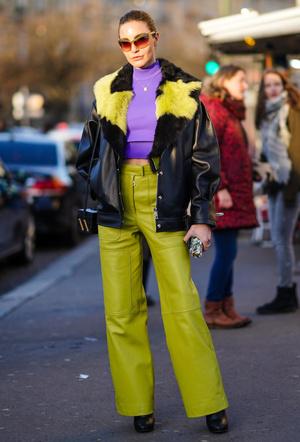 Фото №13 - Модная радуга: 10 самых смелых цветовых сочетаний, которые стоит попробовать