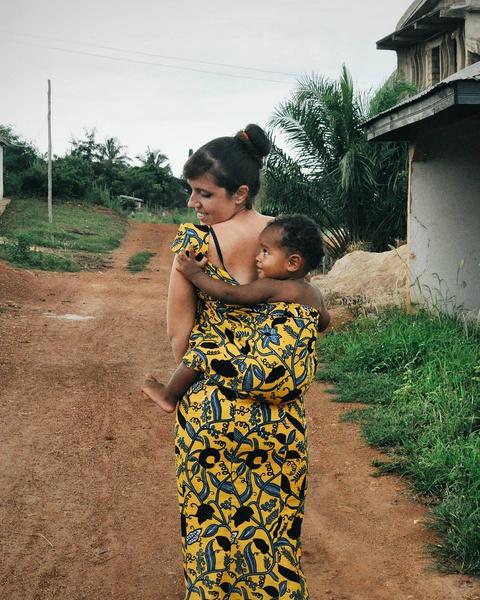 Фото №5 - Россиянка решила растить детей в Африке, и вот что из этого вышло