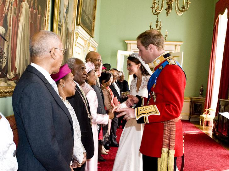 Фото №5 - Еще 8 любопытных фактов о свадьбе Кейт и Уильяма, которых вы точно не знали