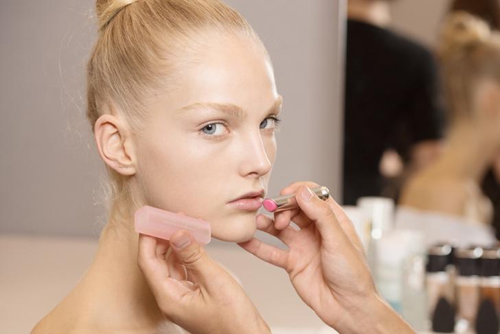 Как повторить макияж с показа Dior весна-лето 2017