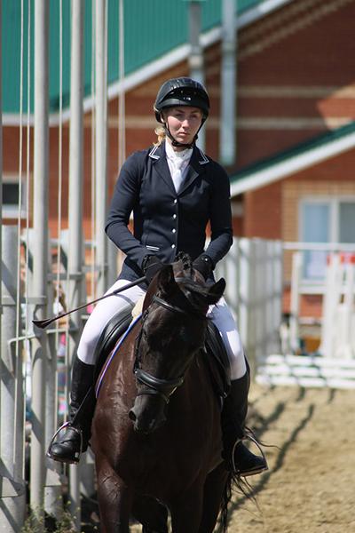 Фото №25 - Девушки на коне: самые романтичные наездницы Ульяновска