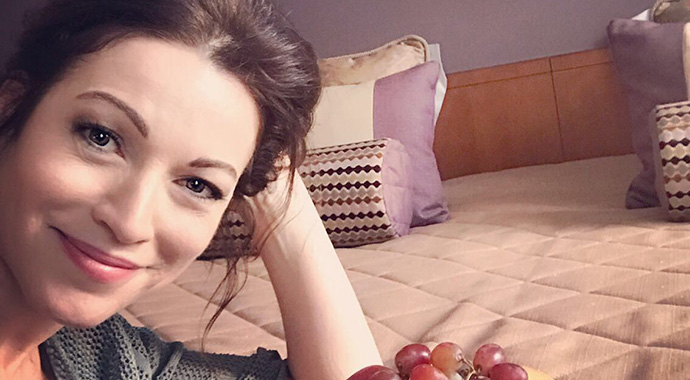 Алена Хмельницкая нашла английскую няню для дочери в English Nanny