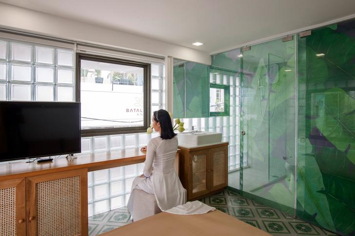 Фото №7 - Дом из стеклоблоков во Вьетнаме