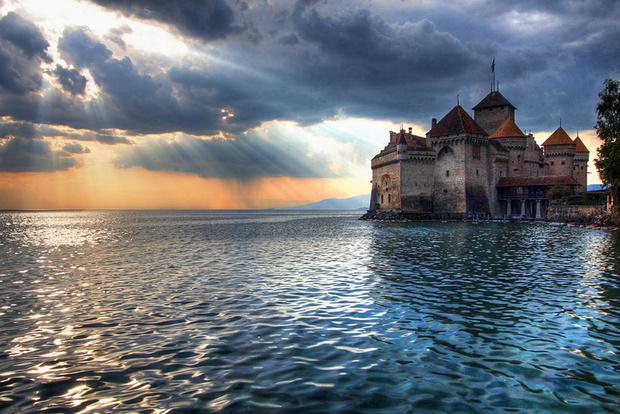 Фото №10 - Самые красивые замки мира
