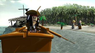 Фото №2 - Видеоигра «LEGO Пираты Карибского моря»