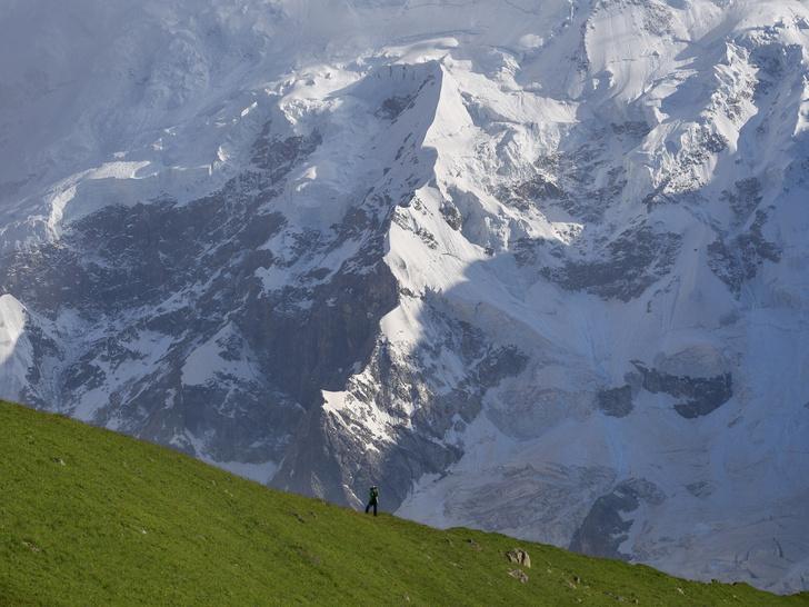 Фото №2 - Суровое очарование Безенги: прогулка по одной из старейших альпбаз Кавказа
