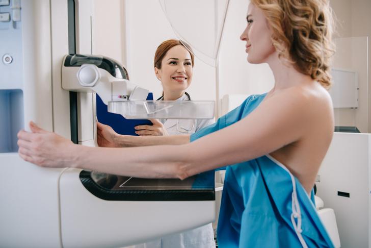 В чем отличие маммографии и УЗИ молочных желез