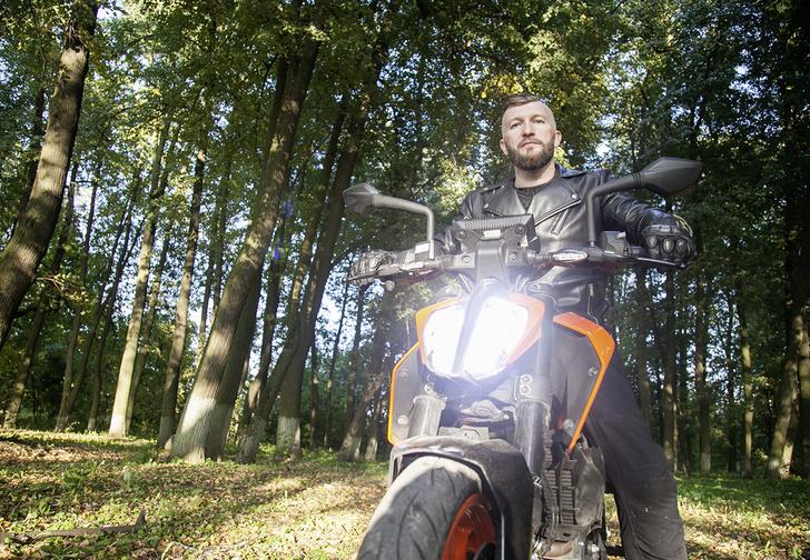 Фото №3 - Замотоцикленные. Трое владельцев мотоциклов откровенно рассказывают, что для них значат их железные кони