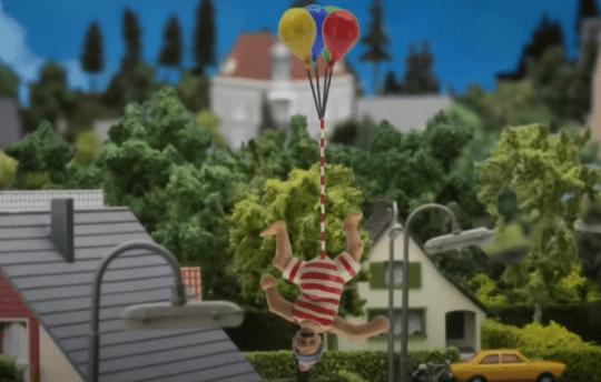 Фото №2 - LOL! В Дании вышел детский мультсериал про парня с самой большой штукой
