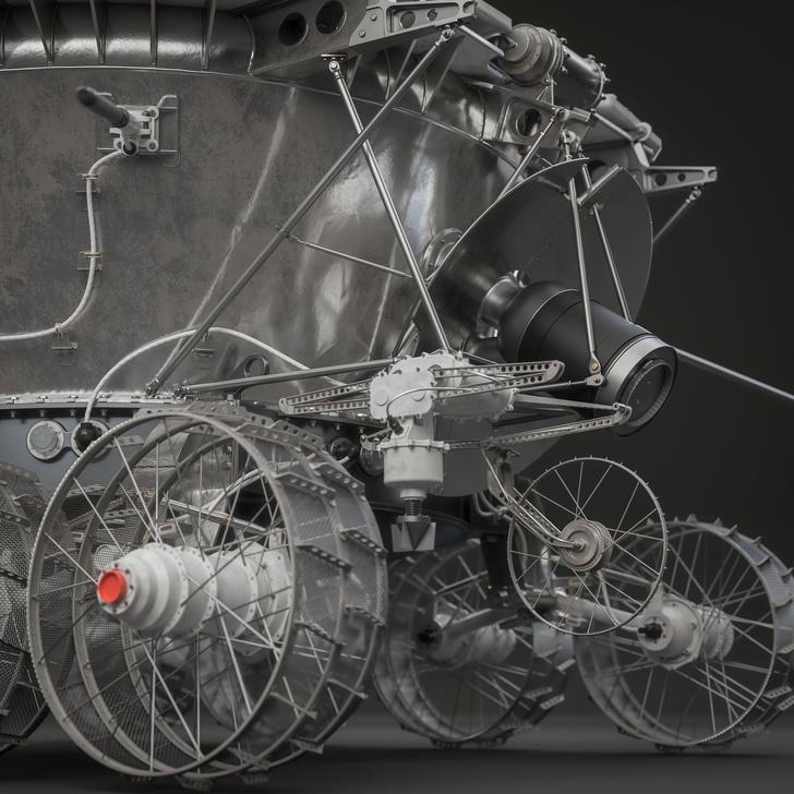 Фото №4 - 8 фактов про советский «Луноход», которые вызывают приступ гордости