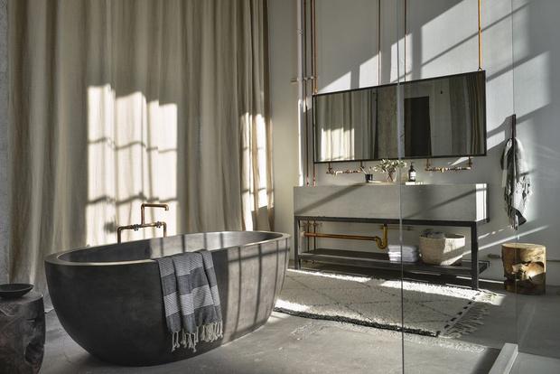 Фото №8 - Тренды 2021: дизайн ванной комнаты