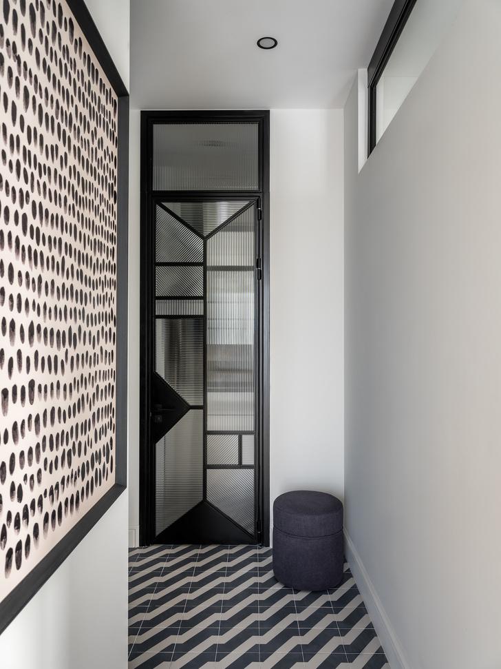 Фото №10 - Маленькая квартира по проекту Ильи Гульянца в Москве