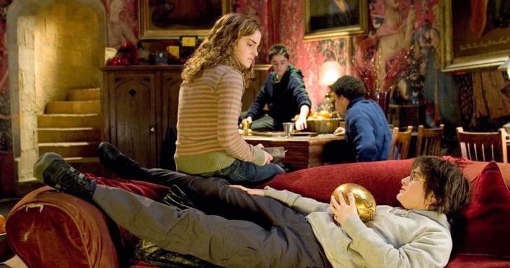 Фото №9 - 15 удивительных фактов о Гриффиндоре, которые знают не все фанаты «Гарри Поттера» 🦁