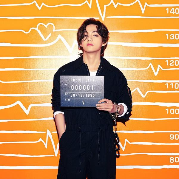 Фото №7 - Наручники-сердечки и тюремная роба: у BTS новая интересная фотосессия 💔