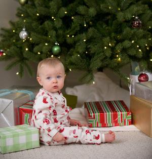 Фото №2 - Готовимся к новому году с малышом
