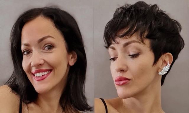 Как короткая стрижка меняет внешность: 20 фото до и после