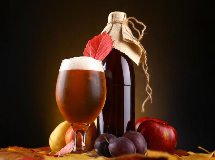 Фото №2 - Фруктовое пиво: как появилось, из чего готовят и как правильно пить