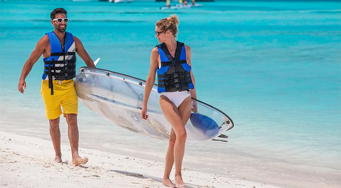 Мальдивы ждут: бесплатный перелет из поздней осени в теплое лето вместе с Club Med