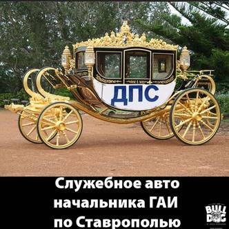 Фото №5 - «Людовик Ставропольский»: Харламов высмеял гаишника с золотым унитазом