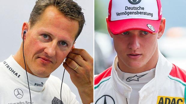 Фото №1 - Михаил Михайлович Шумахер получил место в «Формуле-1»